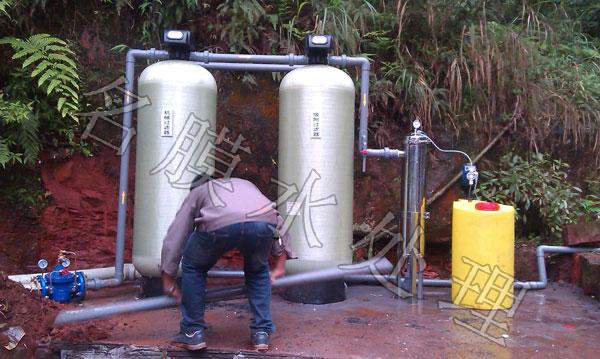 生活用水10吨/h