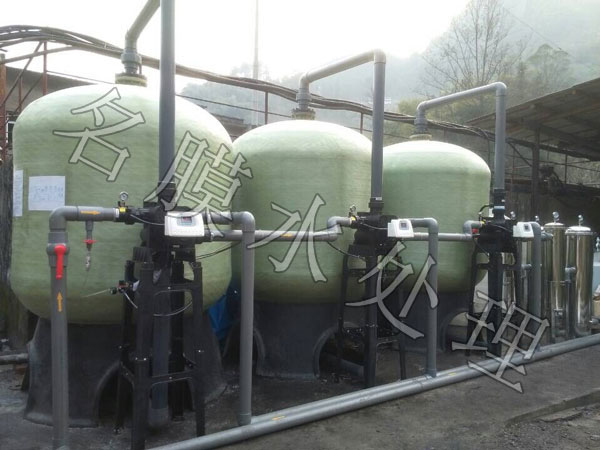 生活用水50吨/h