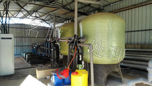 15吨/h反渗透水处理